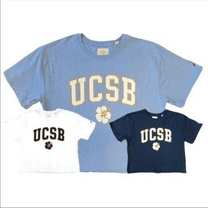 Tops - ucsb crop top